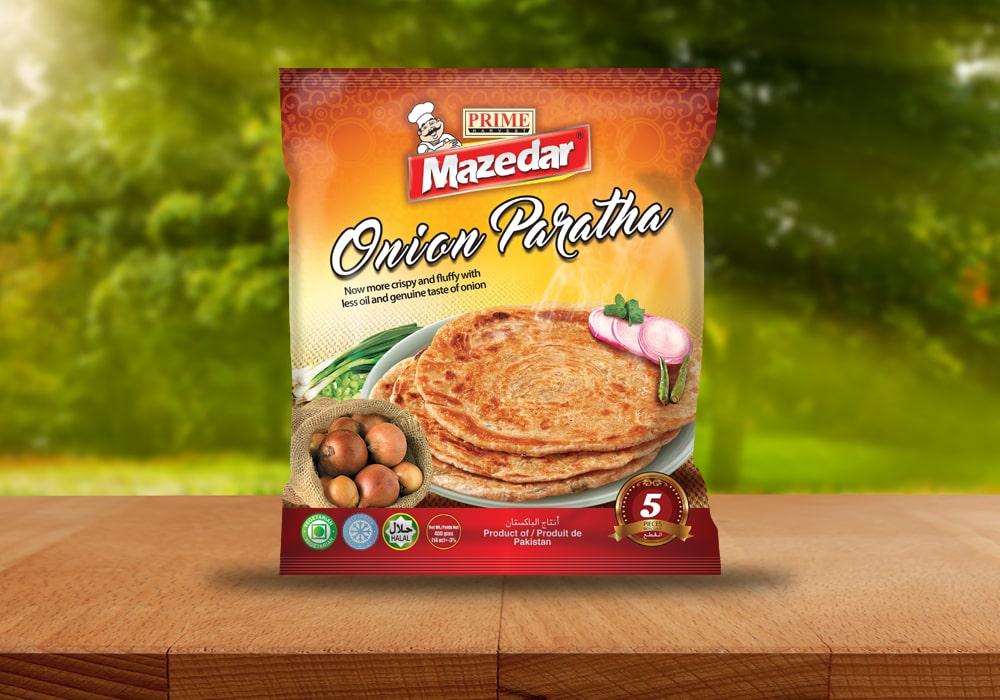 Onion-Paratha