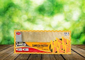 SAMOSA PASTRY SHEET (3″ X 8″) 400 GMS