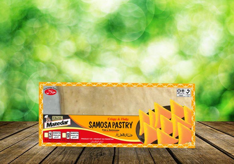 Samoosa Pastry