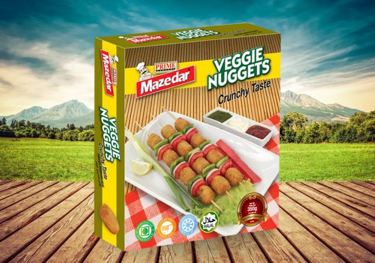 veggie Nugget