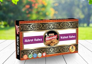 AKHROT HALWA (40 GM CUBES INDIVIDUALLY WRAPPED)