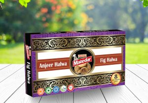 ANJEER HALWA (40 GM CUBES INDIVIDUALLY WRAPPED)