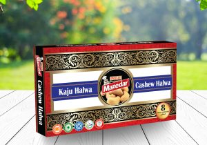 KAJU HALWA (40 GM CUBES INDIVIDUALLY WRAPPED)