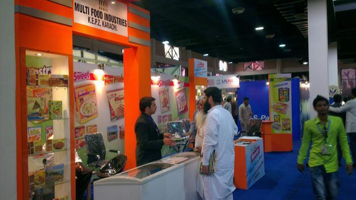 EXPO PAKISTAN 2015 (Karachi) – Multi Food Industries