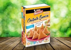 SAMOSA CHATPATA (POTATO) BIG SIZE 540 GMS