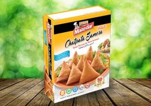 SAMOSA CHATPATA (POTATO) BIG SIZE 1350 GMS