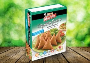 SAMOSA (VEGETABLE) BIG SIZE 1350 GMS