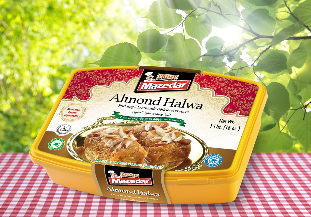 Almond Halwa