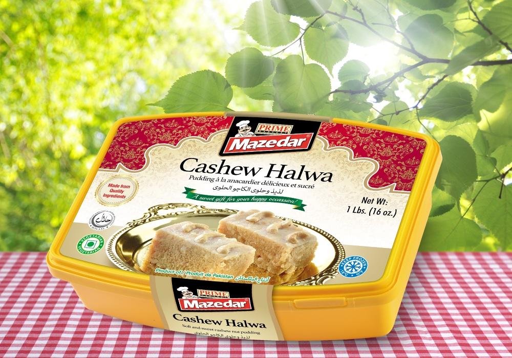 Cashew Halwa