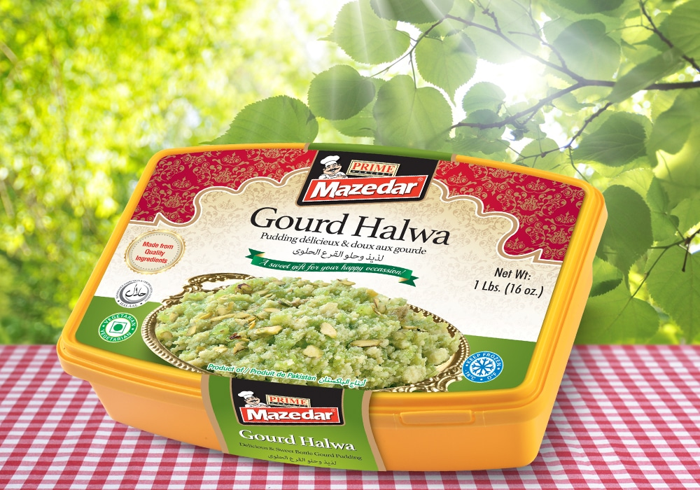 Gourd Halwa