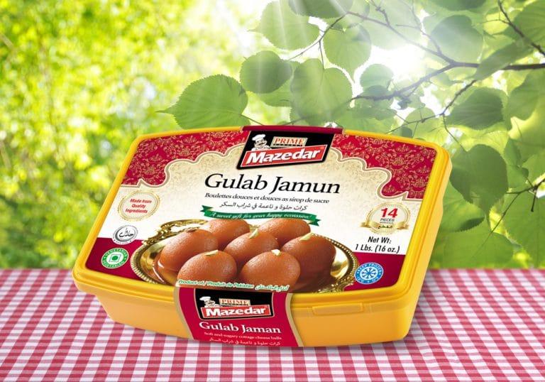 Gulab Jamun Box