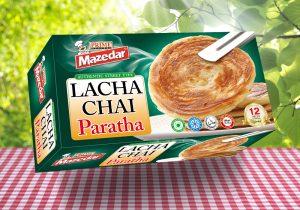 LACHA PARATHA (HEAT & EAT)