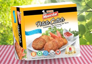 CUTLETS (POTATO) 385 GMS
