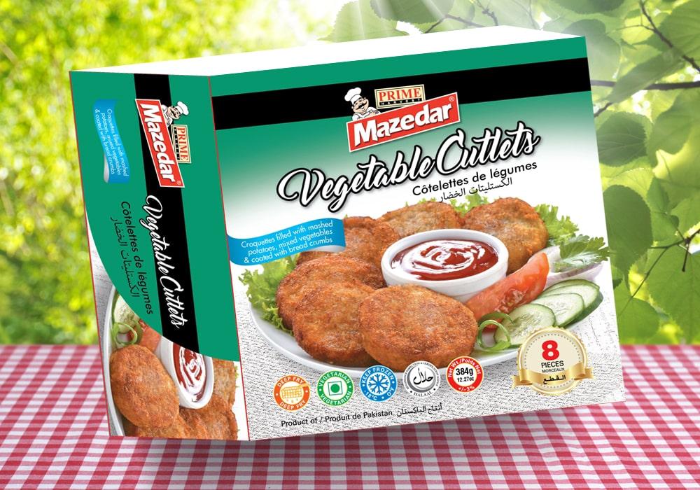 veg-Cuttlets